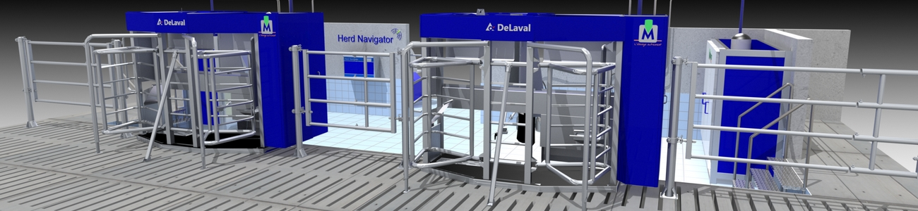 MEHEUST Double VMS DeLaval